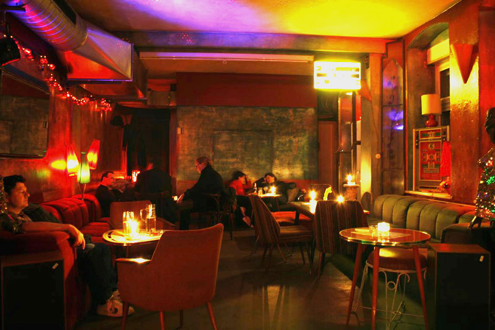 Top25 Bars In Berlin Caf Krger